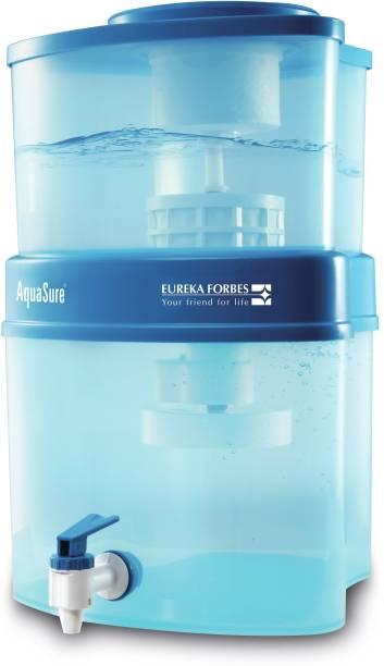 Aquasure Maxima 1500 10 L Gravity Based Water Purifier