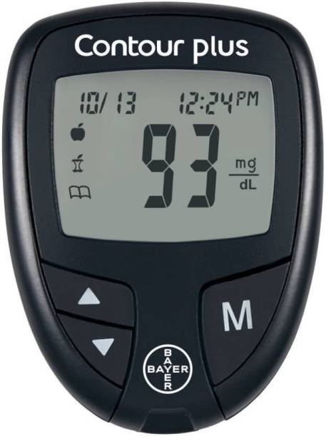 Bayer CONTOUR PLUS WITH 25 STRIPS Glucometer