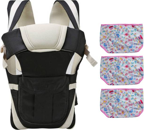 Welo High Quality Carrier for Baby with Strong Belt 4 in 1 Position