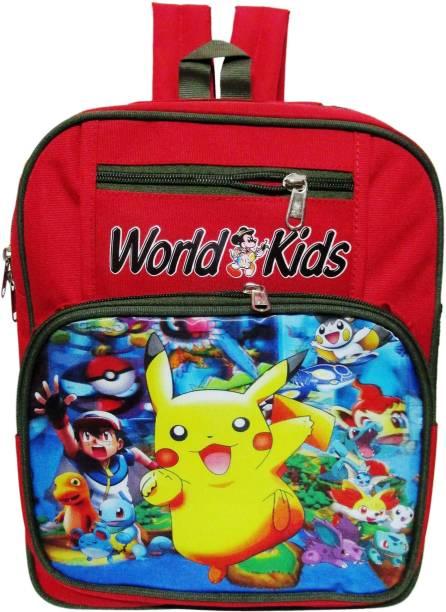 ehuntz EH334 (Primary 1st-4th Std) Waterproof School Bag