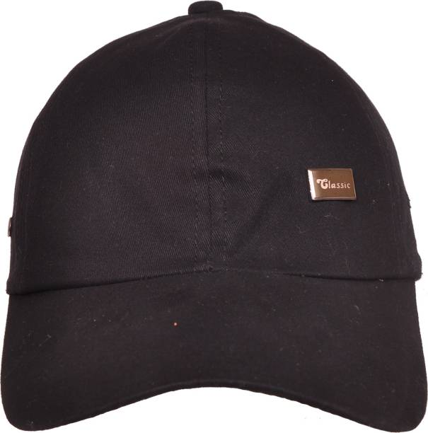 a45c9ef3862 Kaarq Modern Classic Base ball Cotton (black) Cap