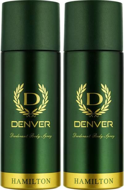 DENVER 2 Hamilton Deodorant Spray  -  For Men