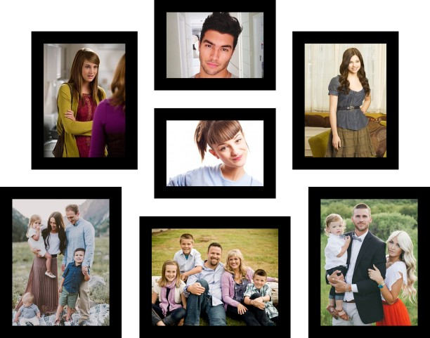 Collage photo frames online purchase