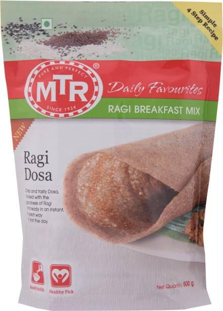 MTR Instant Ragi Dosa Mix 500 g
