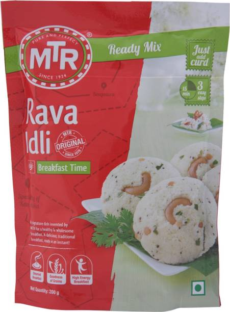 MTR Ready Mix Rava Idli 200 g