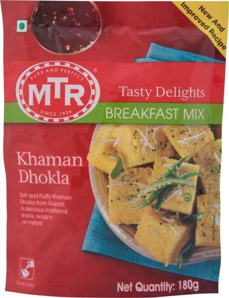 MTR Instant Khaman Dhokla Mix 180 g