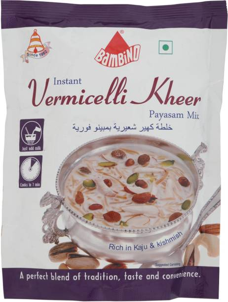 Bambino Instant Vermicelli Kheer Payasam Mix 180 g