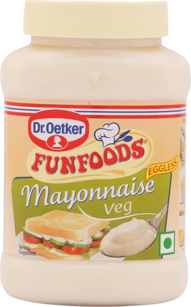 FUN FOODS Original Veg Mayonnaise 250 g