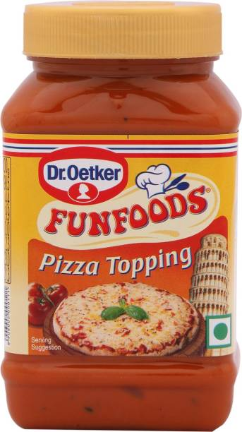 FUN FOODS Pizza Topping Ketchup