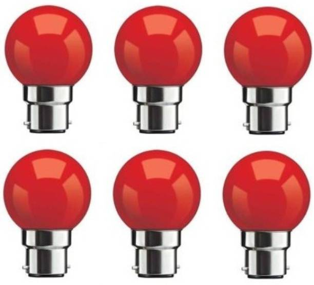 Syska 0.5 W Standard B22 LED Bulb