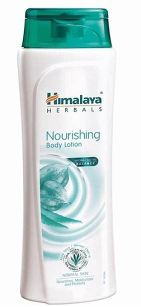 HIMALAYA Nourishing Body Lotion for Normal Skin