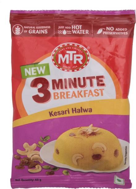 MTR Kesari Halwa 60 g