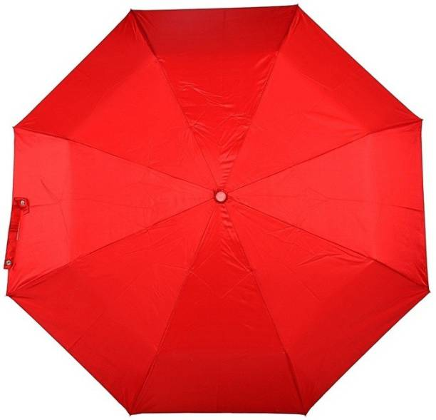 Bizarro.in 3 Fold Plain Colour Office Men::Women_17 Umbrella