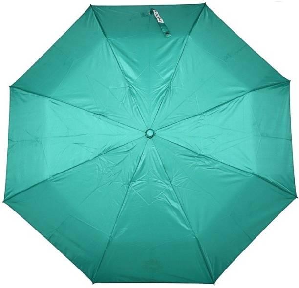 Bizarro.in 3 Fold Plain Colour Office Men::Women_19 Umbrella