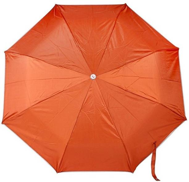 Bizarro.in 3 Fold Plain Colour Office Men::Women_230 Umbrella