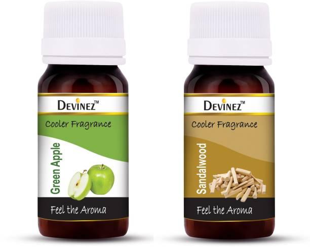 Devinez Green Apple, Sandalwood Aroma Oil