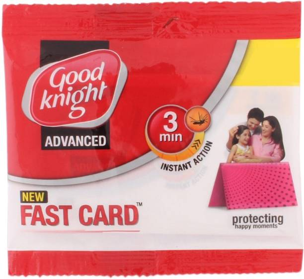 Good Knight Fast Card 10 Mosquito Coil