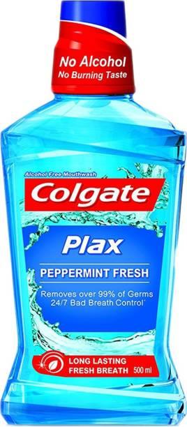 Colgate Plax Mouthwash - Pepper Mint