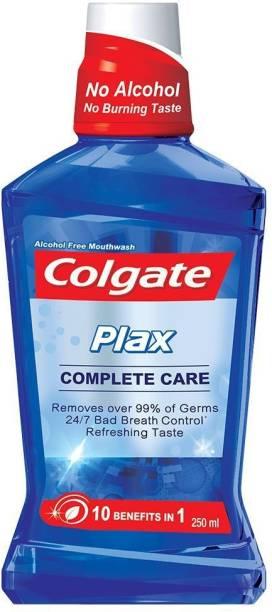 Colgate Plax Complete Care Mouthwash