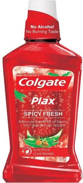 Colgate Plax Mouthwash - Spicy Fresh