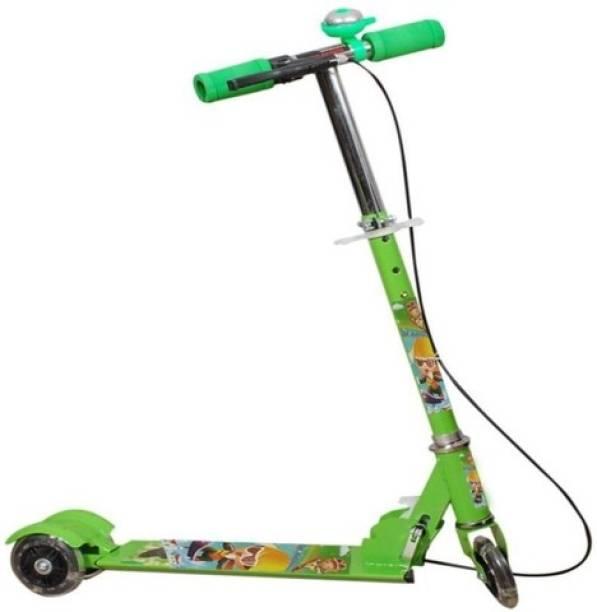 Besto bestoscootergreen01 Kids Scooter