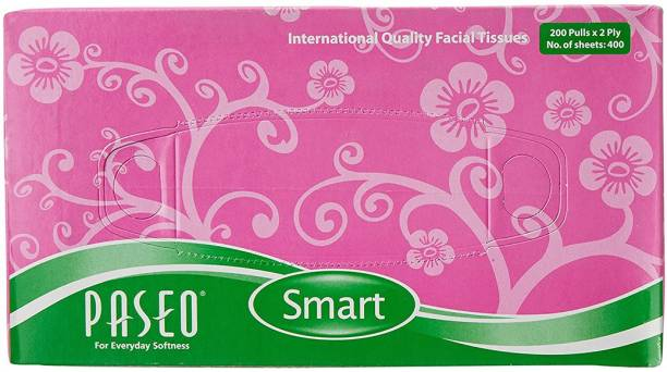 Paseo Smart Facial Tissue