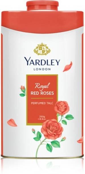 Yardley London Royal Red Roses Talc