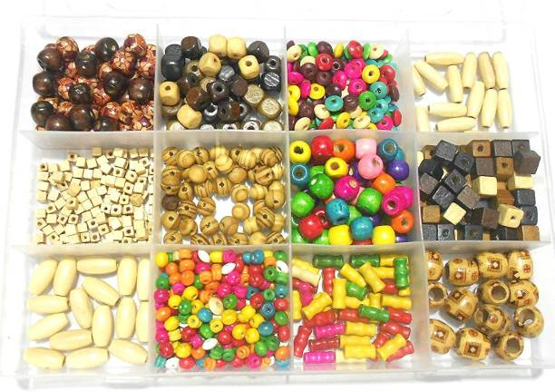 Do it yourself kits toys buy do it yourself kits toys online at am largest collection of craft natural multicolored wooden beads 1000 pc kit for jewellery making solutioingenieria Image collections