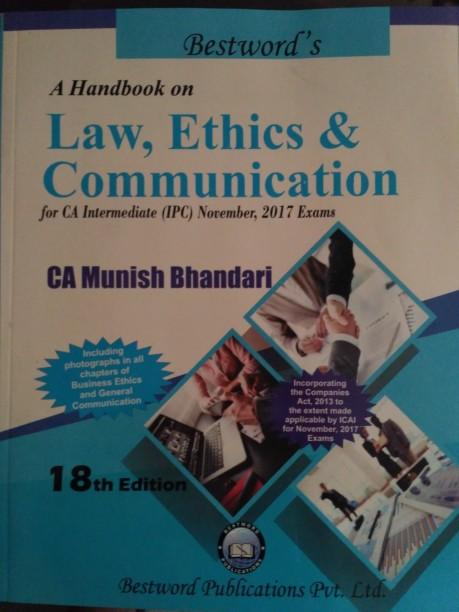 munish bhandari law book for ca final pdf