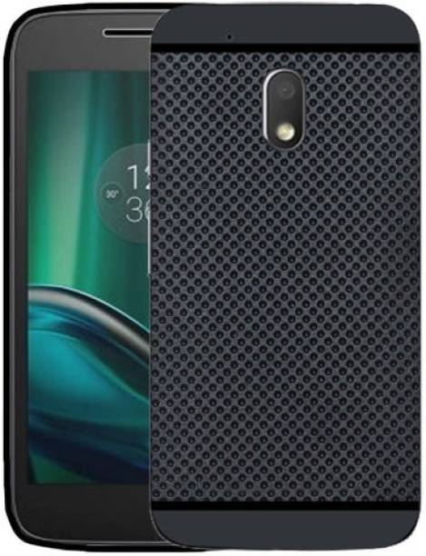 Hello Zone Back Cover for Motorola Moto G4 Play