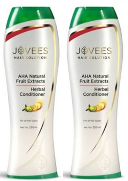 JOVEES AHA Natural Fruit Extracts Herbal Conditioner