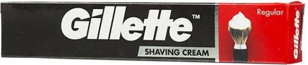 GILLETTE Regular Pre Shave Cream