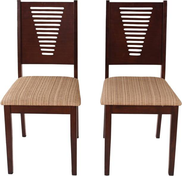 WOODNESS Fiona Solid Wood Dining Chair