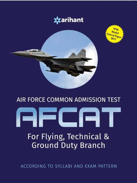 AFCAT - For Flying Technical & Ground Duty Branch