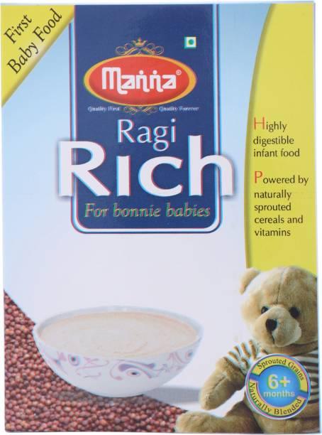 Manna Ragi Rich Cereal