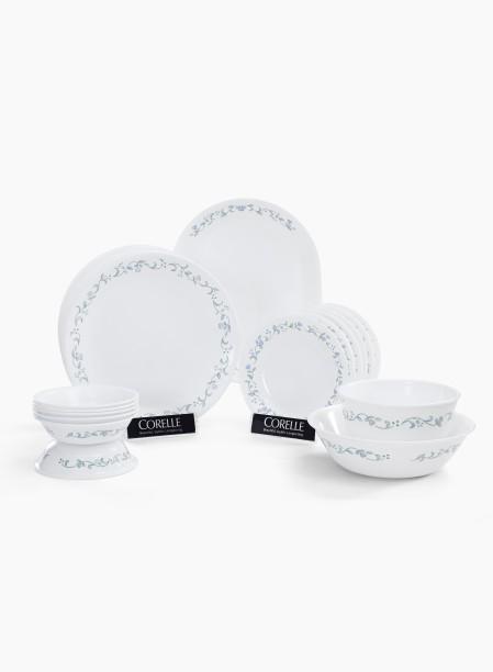 CORELLE Pack of 21 Dinner Set  sc 1 st  Flipkart & Flipkart.com | Buy Corelle Dinner Sets Online at Best Prices In India
