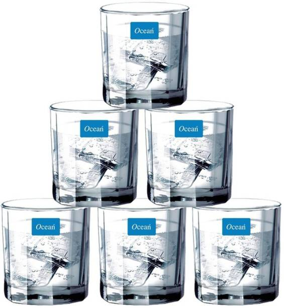 Ocean (Pack of 6) VGLASS0051 Glass Set