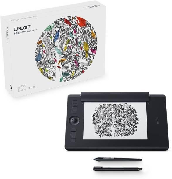 WACOM PTH660/K1-CX intuos pro paper edition 13.3 x 8.6 inch Graphics Tablet