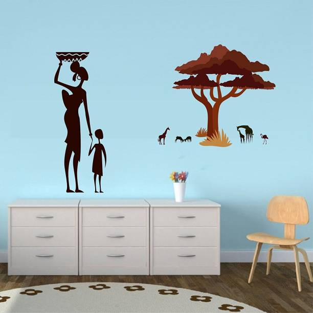 227e2035fad Asmi Collections Wall Decals Stickers - Buy Asmi Collections Wall ...