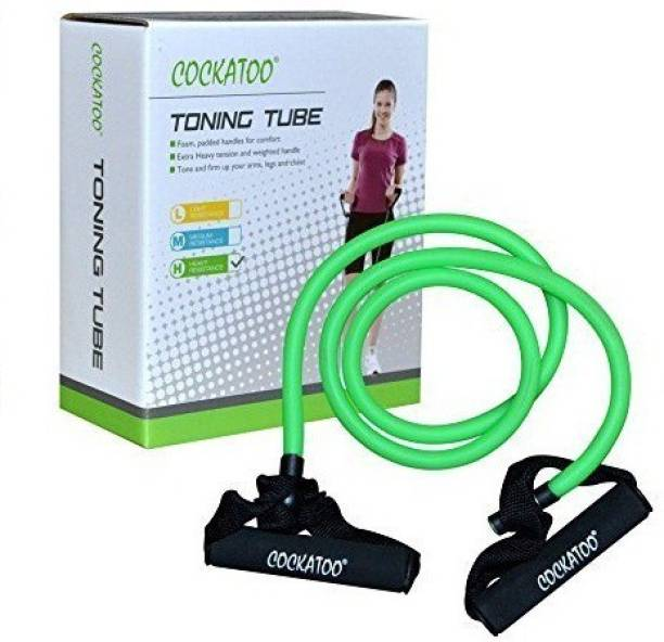 COCKATOO Hard Leaning,Toning & Resistance Tube