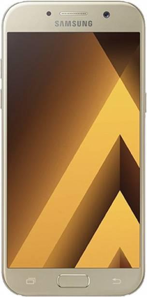 SAMSUNG Galaxy A5-2017 (Gold Sand, 32 GB)