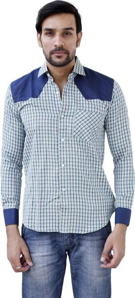 Mango People Shirts - Buy Mango People Shirts Online at Best Prices ... 245cad0fa