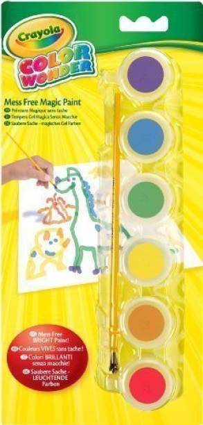 Do it yourself kits art craft kits buy do it yourself kits art crayola color wonder gel paint palette refills classic solutioingenieria Image collections