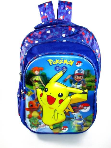 ehuntz EH392 (Secondary 3rd Std Plus) Waterproof School Bag