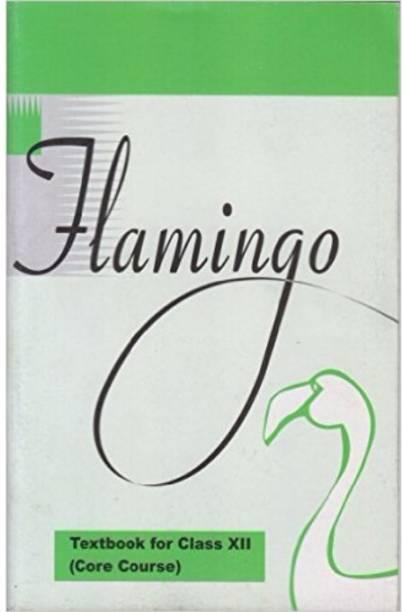Flamingo - Textbook For Class 12 (Core English)
