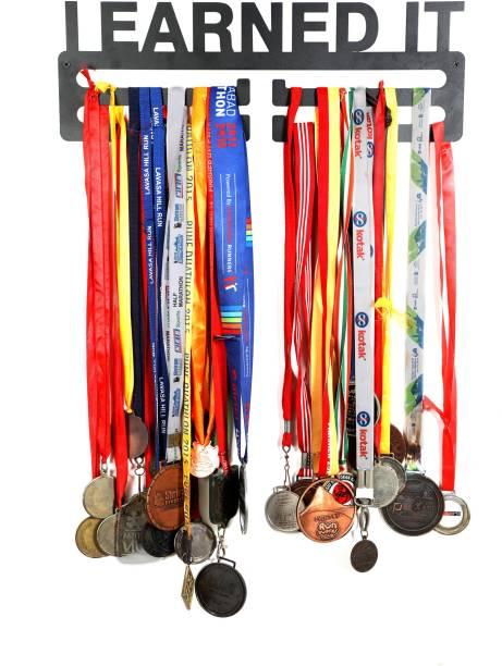 "Fitizen I Earned It 18"" Double Loop Medal Hangar Medal"