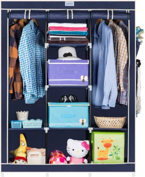 CbeeSo Carbon Steel Collapsible Wardrobe