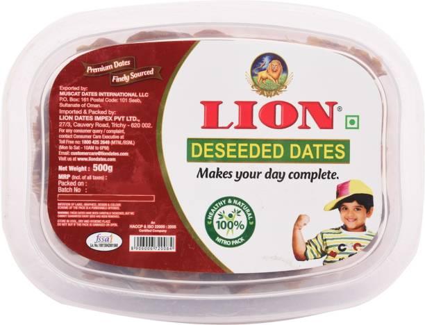 Lion Qyno Deseeded Dates
