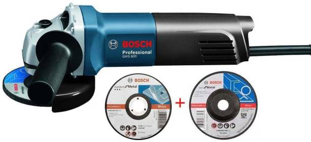 BOSCH Best Combo GWS 600 Angle Grinder