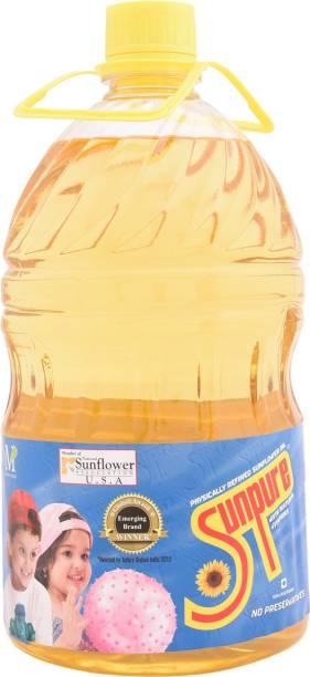 Sunpure Sunflower Oil Can
